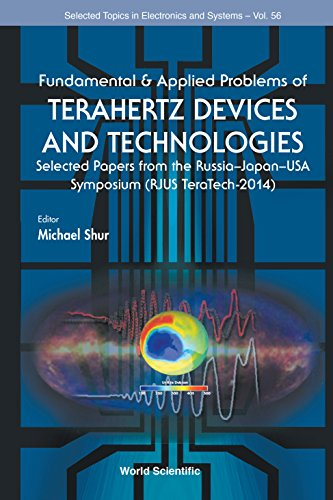9789814725194: Fundamental & Applied Problems of Terahertz Devices and Technologies: Selected Papers from the Russia-Japan-USA Symposium (Rjus Teratech-2014) (Selected Topics in Electronics and Systems)