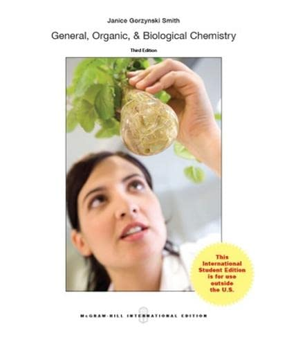 9789814738149: General, Organic, & Biological Chemistry (Asia Higher Education Science Chemistry)