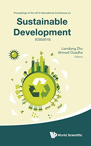 Sustainable Development: Proceedings of the 2015 International