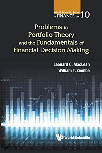 9789814749930: Problems in Portfolio Theory and the Fundamentals of Financial Decision Making (World Scientific Series in Finance)