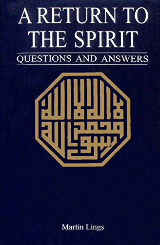 9789814967839: A Return To The Spirit: Questions And Answers