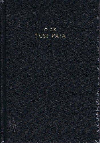 9789822171570: O LE TUSI PAIA (Samoan Bible) 2011