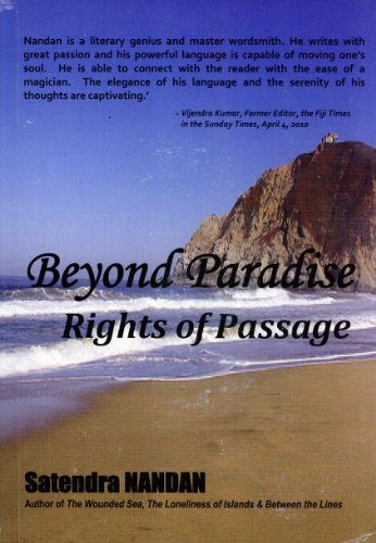 9789823660226: Beyond Paradise: Rights of Passage