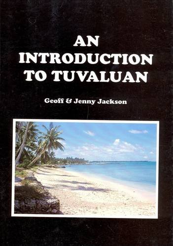 9789829027023: An Introduction to Tuvaluan