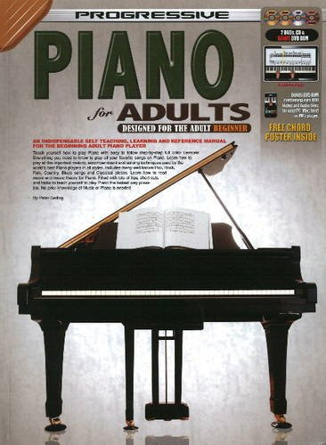 Progressive Piano for Adults: Peter Gelling