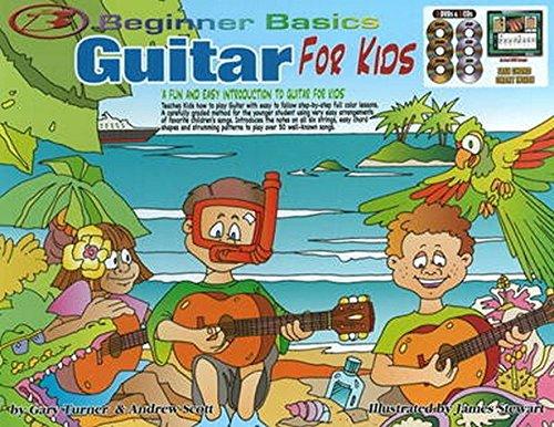 9789829118172: CP11817 - Beginner Basics Guitar for Kids