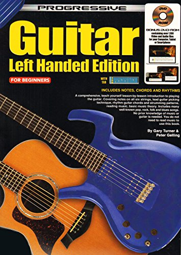 Progressive Guitar Left Handed Edition: Koala Publications