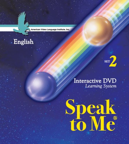9789829147165: Speak to Me ESL DVD Course, Russian, Set 2 (Intermediate Level, 3 DVDs and a Workbook)