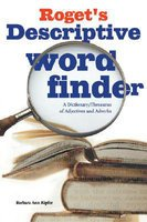 9789830615387: Roget'S Descriptive Word Finder