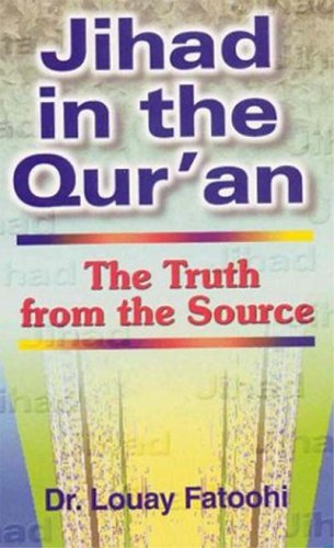 9789830651392: Jihad in the Qur'an: The Truth from the Source