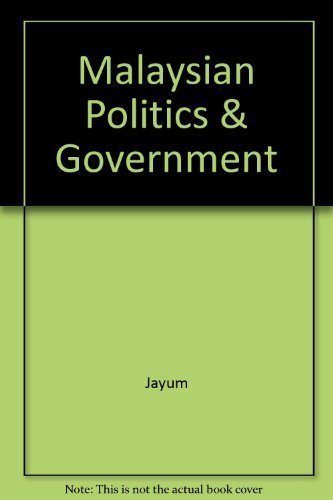 9789831950371: Malaysian Politics & Government