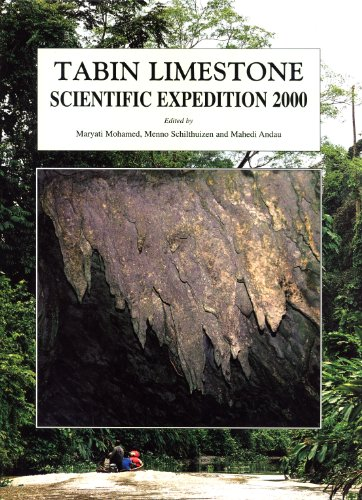 Tabin Limestone Scientific Expedition 2000: Maryati Mohamed, Menno Schilthuizen, Mahedi Andau (...