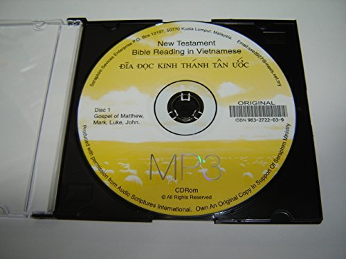 MP3 Audio Reading of Vietnamese Language New: Bible Society