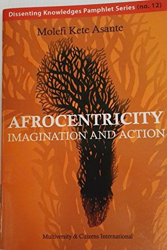 9789833046195: Afrocentricity: Imagination and Action