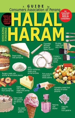 9789833083268: Halal Haram - A Guide By Consumers Association of Penang - An Important Guide for Muslim Consumers