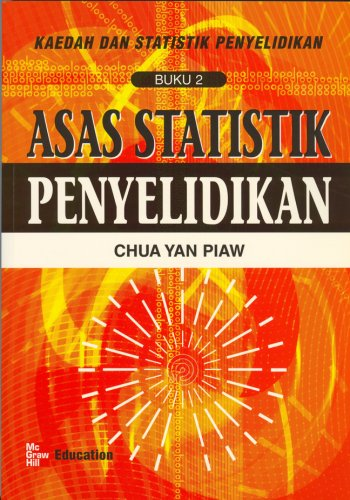 9789833219483: Asas Statistik Penyelidikan Buku 2 (Malay Edition)
