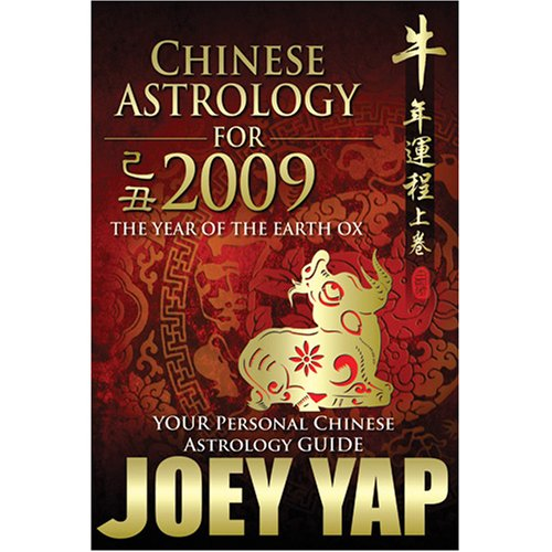 Chinese Astrology for 2009: Yap, Joey