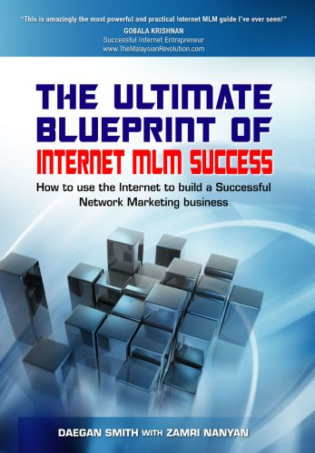 9789833364299: The Ultimate Blueprint of Internet MLM Success