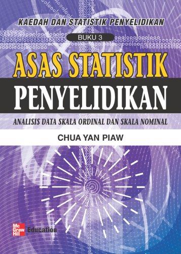 9789833850327: Asas Statistik Penyelidikan (Buku 3)