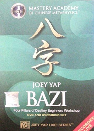 9789834076177: Joey Yap Bazi Four pillars of destiny beginners workshop