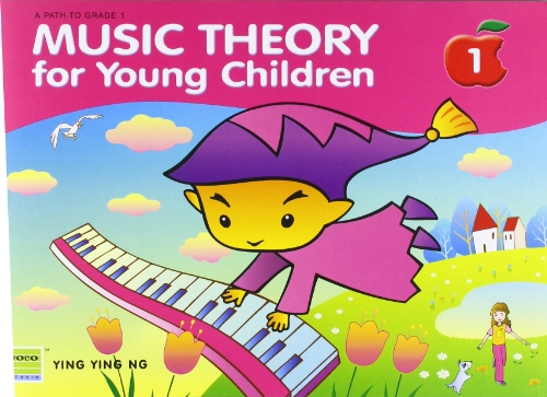 9789834163501: Music Theory for Young Children: Bk. 1