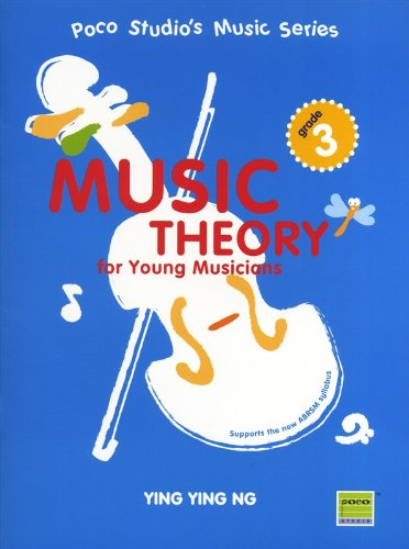 9789834163587: Music Theory For Young Musicians Grade 3