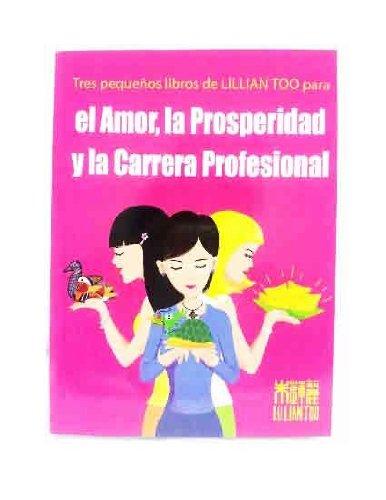 9789834276706: Tres Pequenos Libros de Lillian Too para el Amor, la Prosperidad y la Carrera Profesional