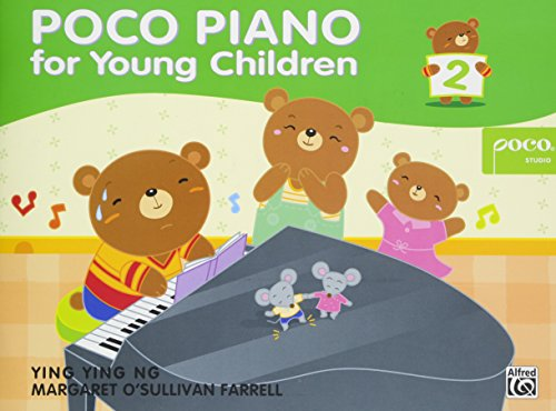 9789834304836: Poco Piano for Young Children, Bk 2 (Poco Studio Edition)