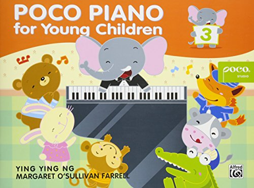 9789834304843: Poco Piano for Young Children, Bk 3 (Poco Studio Edition)