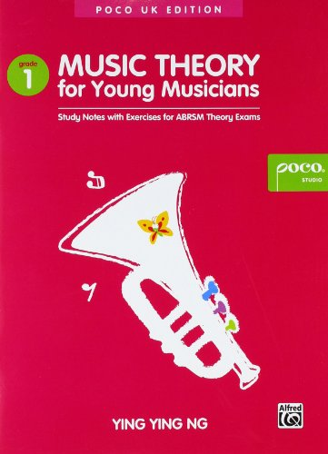 9789834304867: Music Theory for Young Musicians Grade 1