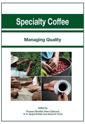 9789834450311: Specialty Coffee: Managing Quality