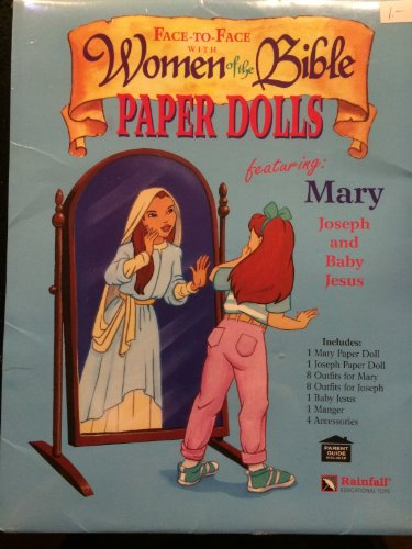 Mary and Joseph Paper Dolls (9834500858) by Nancy Simpson
