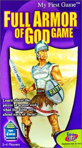 Full Armor of God Game (My First Games Novelty): R. Stokka