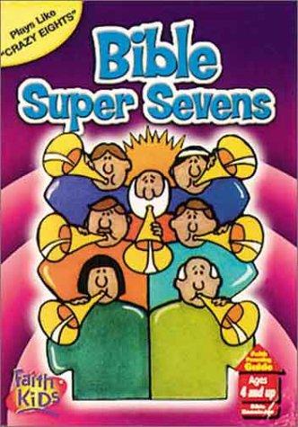 9789834503239: Jumbo Card Game Bible Super Seven