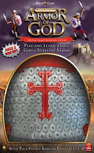 9789834504045: Full Armor of God Costume/Playset