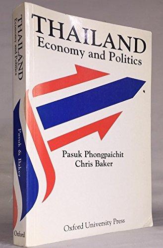 9789835600241: Thailand: Economy and Politics