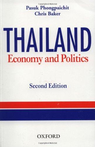 9789835600661: Thailand: Economy and Politics