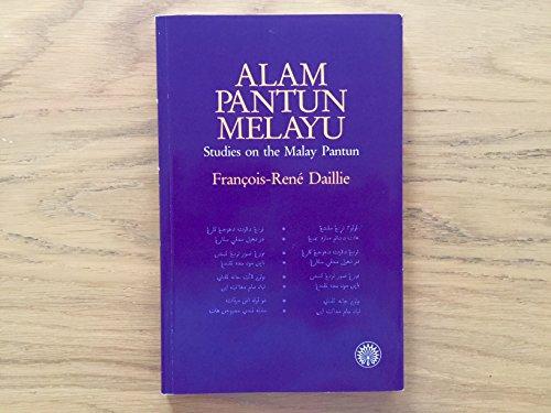 Alam pantun Melayu =: Studies on the: Rene Daillie