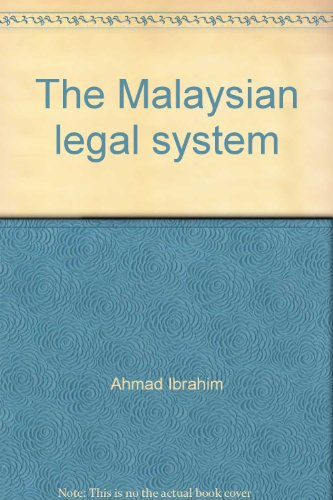 9789836249258: The Malaysian legal system