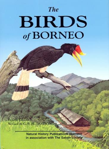 9789838120289: The Birds of Borneo