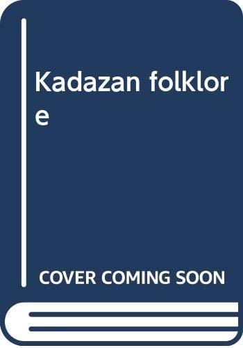 Kadazan folklore