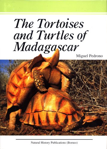 The Tortoises and Turtles of Madagascar: Miguel Pedrono