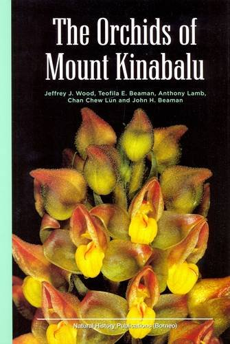 9789838121323: The Orchids of Mount Kinabalu