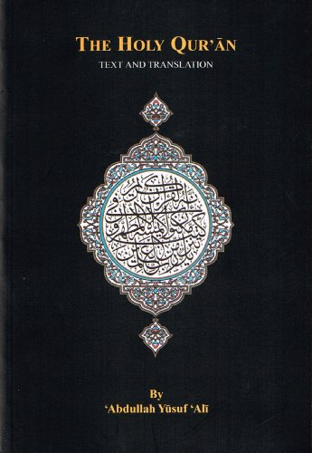 The Holy Quran: Texts and Translations