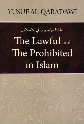 9789839154290: The Lawful and the Prohibited in Islam