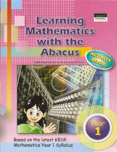 9789839278323: Learning Mathematics with the Abacus Year 1 Activity Book