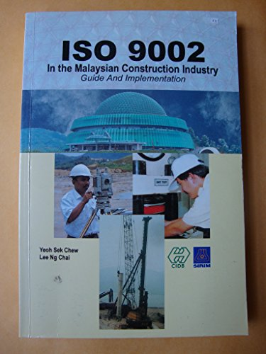 9789839340006: ISO 9002 in Malaysian Construction Industry