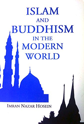 Islam and Buddhism in the modern world: Imran Nazar Hosein