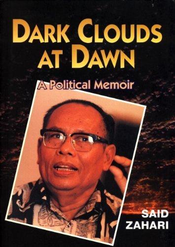 9789839602135: Dark clouds at dawn: A political memoir