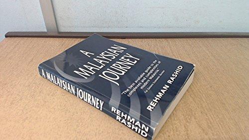 9789839981919: A Malaysian journey